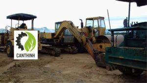 Chuyên cho thuê xe cơ giới tại huyện Sơn Tịnh , tỉnh Quảng Ngãi