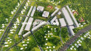 Công ty thi công dự án khu dân cư Phước Thạnh thành phố Quảng Ngãi