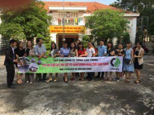 Tập Thể Công Ty Cần Thịnh Giao Lưu Gặp Gỡ Đoàn Doanh Nhân Bình Phước